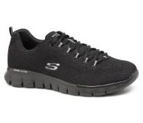 SynergySafe & Sound Sneaker in schwarz