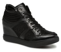 47437 Sneaker in schwarz