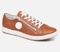 JayinN C Sneaker in braun