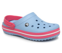 Crocband W Clogs & Pantoletten in blau