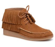 Caleb Stiefeletten & Boots in braun
