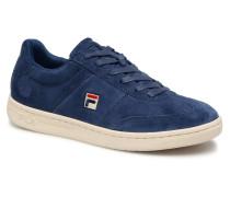 Portland S low Sneaker in blau