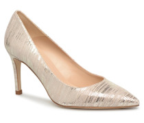 Floret Pumps in beige
