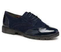 MELOC Schnürschuhe in blau