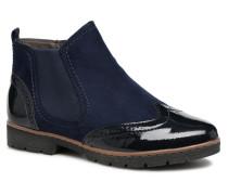 AMBER Stiefeletten & Boots in blau