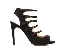 Loulou au Luco #7 Sandalen in schwarz
