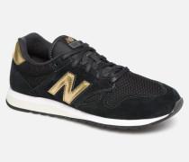 WL520 Sneaker in schwarz