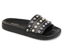 SIRNA Clogs & Pantoletten in schwarz