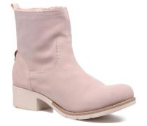Mika Stiefeletten & Boots in rosa