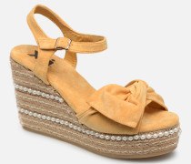 49073 Sandalen in gelb