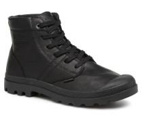 Pallabrousse Lth M Stiefeletten & Boots in schwarz