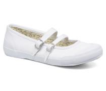 Olanno P Ballerinas in weiß