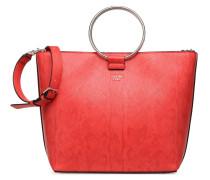 Keaton Tote Handtasche in rot