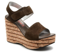 Eny 7 Sandal Velcro Sandalen in grün