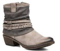 Flo K1493 Stiefeletten & Boots in grau