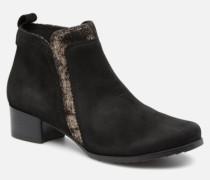 Léa Stiefeletten & Boots in schwarz