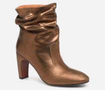 Evil Stiefeletten & Boots in goldinbronze