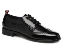 Twiggy Schnürschuhe in schwarz
