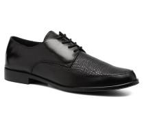 Cosa 139 Schnürschuhe in schwarz