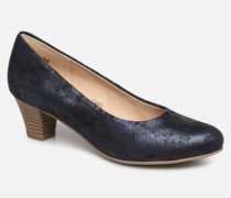 Cristel Pumps in blau