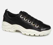 ICEMAN TOE CAP Sneaker in schwarz