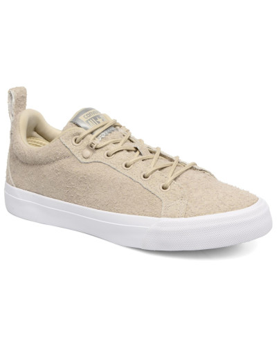 Chuck Taylor All Star Fulton Wooly Bully Ox Sneaker in beige