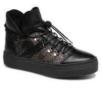 Whip Sneaker in schwarz
