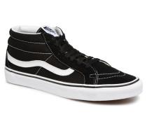 SK8 Mid Reissue M Sneaker in schwarz