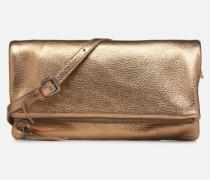 Leonie Handtasche in goldinbronze
