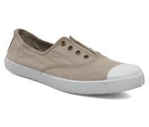 Elastique W Sneaker in beige