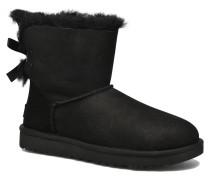 W Mini Bailey Bow II Stiefeletten & Boots in schwarz