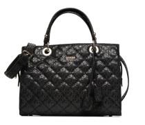 Seraphina Satchel Handtasche in schwarz