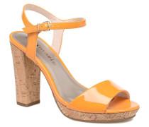 Pellaea Sandalen in orange
