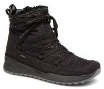 Victoria 18 Sneaker in schwarz