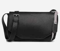 Mila Shoulder Bag Handtasche in schwarz
