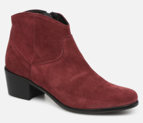 Copper 334 Stiefeletten & Boots in weinrot