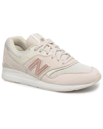 Manchester Großer Verkauf Günstiger Preis Auslass Erhalten Zu Kaufen New Balance Damen WL697 Sneaker in weiß Billig Und Schön Billig Besten Kaufen Neueste NxRrP5Obc