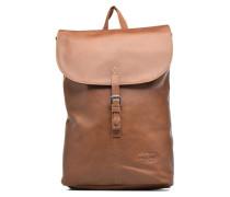 CIERA Sac à dos cuir Rucksäcke für Taschen in braun