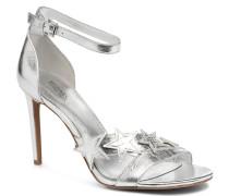 Lexie Sandal Sandalen in silber