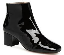 Seventies Stiefeletten & Boots in schwarz