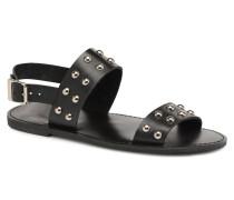 SHADOW Sandalen in schwarz