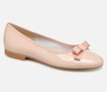Siana Ballerinas in beige