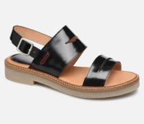 Egee Sandalen in schwarz