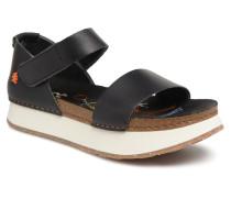Mykonos 1260 Sandalen in schwarz