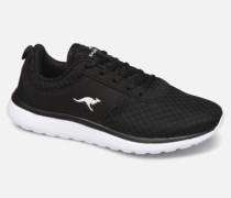 Bumpy C Sneaker in schwarz