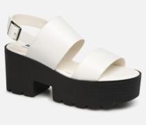 51059 Sandalen in weiß