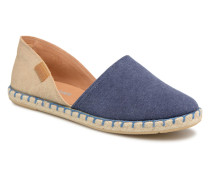 EsteveinT Espadrilles in blau