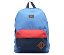 OLD SKOOL II Rucksäcke für Taschen in blau