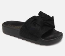 Keira Clogs & Pantoletten in schwarz