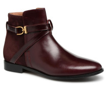 DILLING Stiefeletten & Boots in weinrot